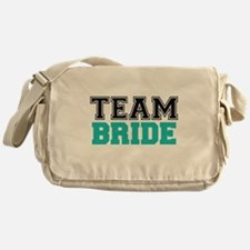 Team Bride Messenger Bag