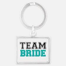 Team Bride Keychains
