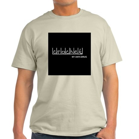 Crochet - My Anti-Drug Ash Grey T-Shirt