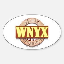 Wnyx Circle Decal Decal