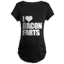 I Love Bacon Farts T-Shirt