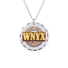Wnyx Circle Sticker Necklace