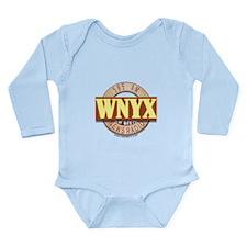 wnyx circle sticker Body Suit