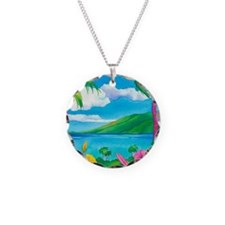 Sunny MauiMouse Necklace