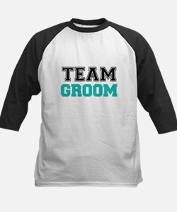 Team Groom Baseball Jersey