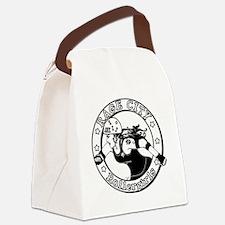logobwgood4all Canvas Lunch Bag