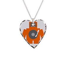 robotDJ-ondark Necklace