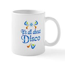 About Disco Mug