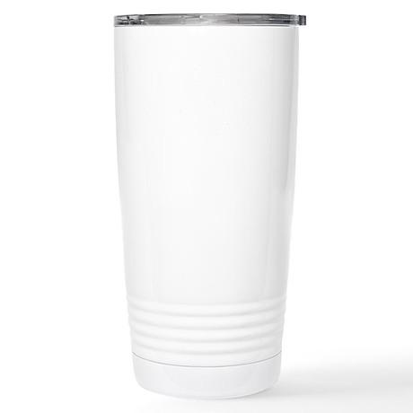 IM YOUR DJnu2 Stainless Steel Travel Mug