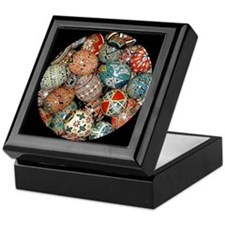 Pysanky Group 1 Keepsake Box