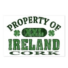 property_cork Postcards (Package of 8)