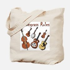 Bluegrass Rules Tote Bag