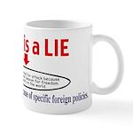 Bush LIE Mug