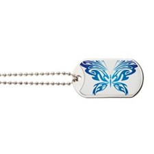 Butterfly 19 Dog Tags