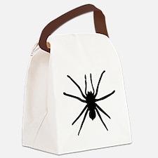 Spider Canvas Lunch Bag