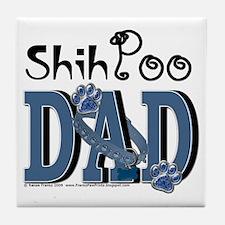 ShihpooDad Tile Coaster