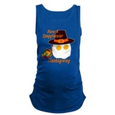 Speggtacular Thanksgiving! Maternity Tank Top