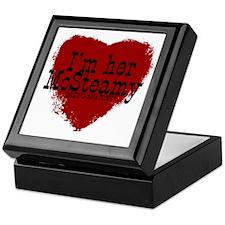 3-her McSteamy copy Keepsake Box