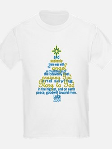 Luke 2:13-14 T-Shirt