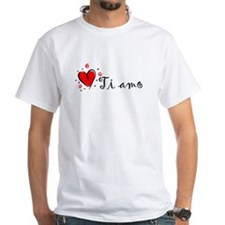 """I Love You"" [Italian] Shirt"