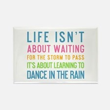 Cute Dance quotes Rectangle Magnet