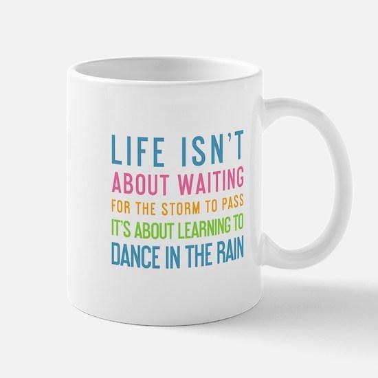 Cute Dancing in the rain Mug