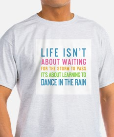 Funny Learning life T-Shirt
