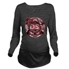 Lost Faded Memories Long Sleeve Maternity T-Shirt