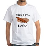Fueled by Lefse White T-Shirt