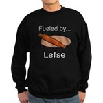 Fueled by Lefse Sweatshirt (dark)
