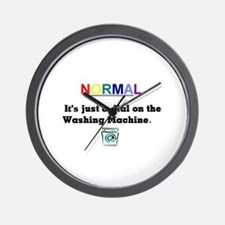 Normal Anybody?? Wall Clock