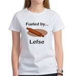 Fueled by Lefse Women's T-Shirt
