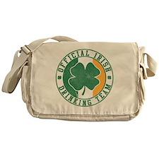 Official Irish Drinking Team Messenger Bag