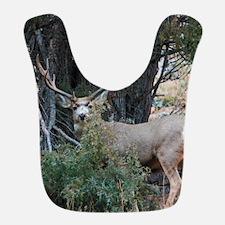Mule deer spur buck Bib