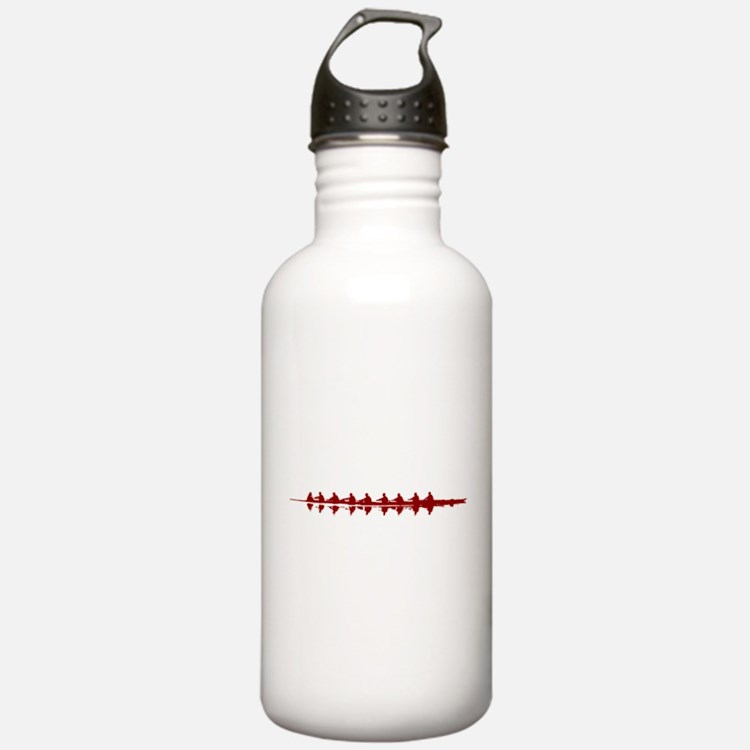 RED CREW Water Bottle