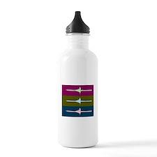 THREE SCULLS DARK Water Bottle