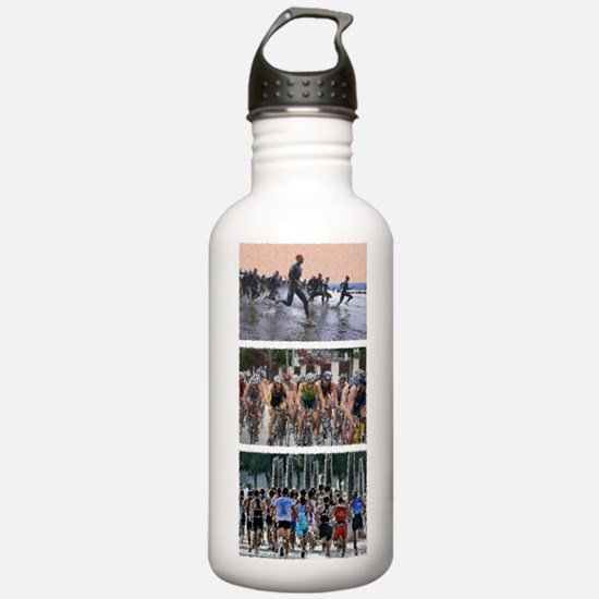 GROUP TRIATHLON TRIPTYCH PAIN Water Bottle 1. Stai