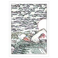 OPEN WATER SWIM Poster