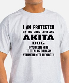 I am protected by the good lord and T-Shirt