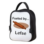 Fueled by Lefse Neoprene Lunch Bag