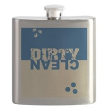 dirtycleansq_bl_cream Flask