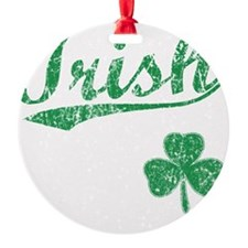 irishbbstyle2 Ornament