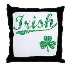 irishbbstyle2 Throw Pillow