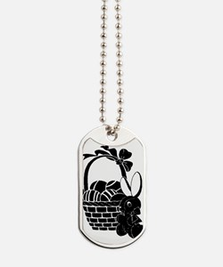 My Easter Bunny Dog Tags