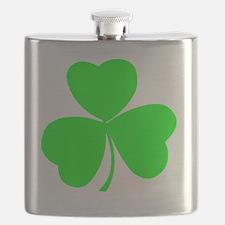 irish clover Flask