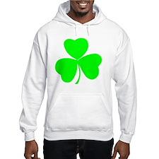 irish clover Hoodie