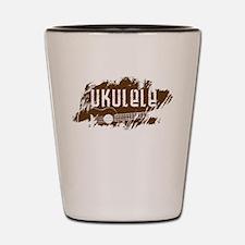 Ukulele Uke Shot Glass