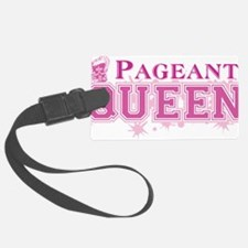 Pageant_queenbk Luggage Tag