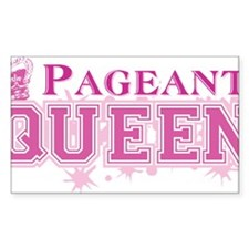 Pageant_queenbk Decal