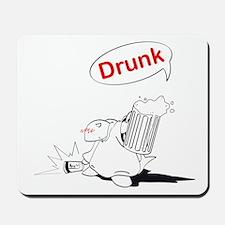 Tonberry - DRUNK Mousepad